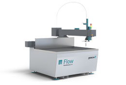 Flow Mach 2b waterjet