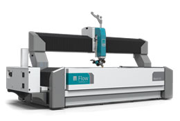 Flow Mach 500 waterjet