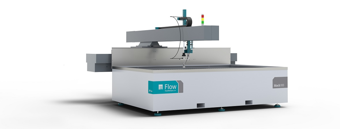 Flow Mach 100 3020 Waterjet